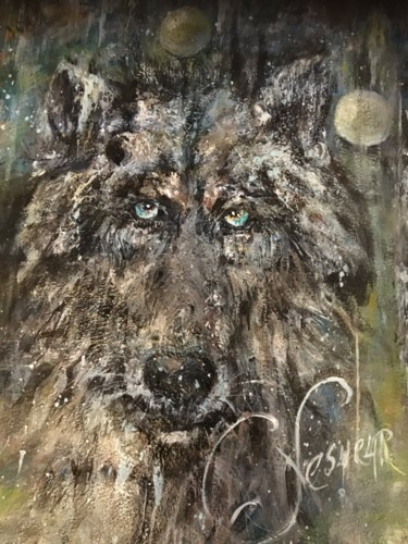 The Wolf #artistsupportpledge